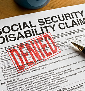 Social Security Disability legal attorney